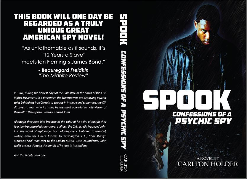 Spook Confessions Cover