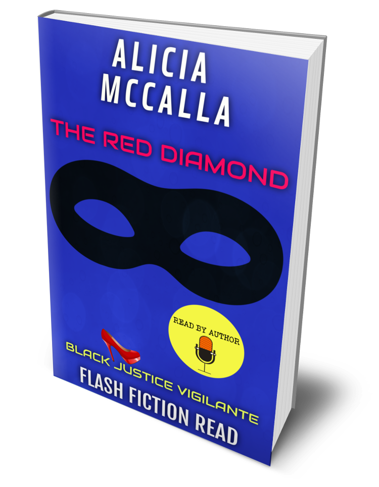 Red Diamond Book Cover