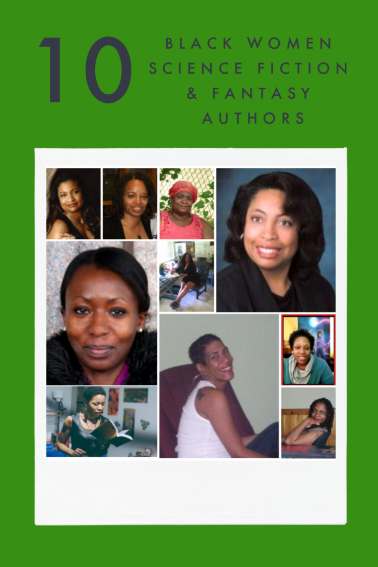 African American Female Science Fiction & Fantasy Authors